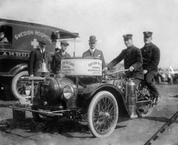 Dayton Tricar Chemical